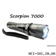 Электрошокер Scorpion 7000 POLICE 2000 watt